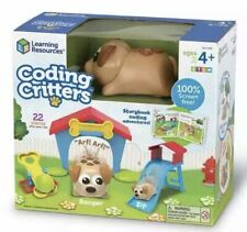 Learning Resources Coding Critters Ranger & Zip Interactive Coding Toy Stem Kids
