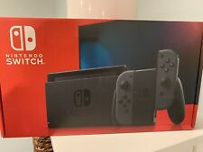 Nintendo Switch Gray 32GB with Screen Protector