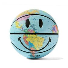 Chinatown Market Smiley Globe Basketball ( 29.5 Inches )-New w/ box-Sold Out