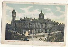 Vintage Postcard (1905) - Birmingham. The Council House - Posted 2281