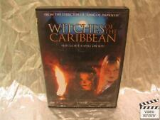 Witches of the Caribbean (DVD, 2005)