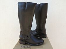 UGG DAHLEN STOUT LEATHER/ FULLY WOOL LINED WINTER BOOTS, US 9/ EUR 40 ~NEW