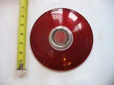 """NOS 1961 61 FORD GALAXIE TAIL LIGHT LENS TMC-732 Glo-Brite 6 7/8"""" c1az13450a"""