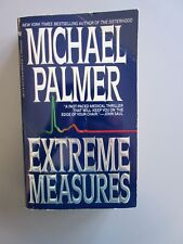 EXTREME MEASURES by Michael Palmer  (First Edition Pbk Bantam 1992. 1st printing