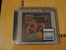 Ravel Bolero / La Valse - MFSL Super Audio CD SACD Hybrid Minnesota SEALED