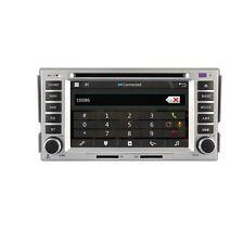 """6.2"""" HD Headunit Car DVD Player GPS Stereo Radio Satnav for Hyundai Santa Fe"""