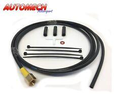 Quality Turbo Boost Gauge Fitting Kit - 1/8 BSP Flat Seat Gauge Fitting (001)