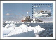 Mongolia 1997 Greenpeace/Polar/Antarctic/Ships/Boats/Transport  1v m/s b6702