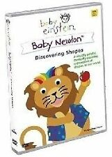 Baby Newton (DVD, 2005), Baby Einstein series, Discovering Shapes, Classified E