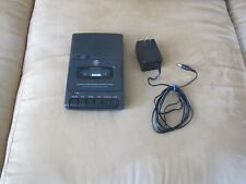 Ge 3-5027 Personal Portable Recorder And Cassette Player with Ac/Dc cord