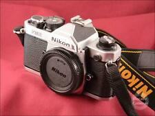 Nikon FM2N Titanium Shutter 35mm Film Camera - Mint - 176