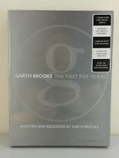 NEW - Garth Brooks The First Five Years 2017 Limited Edition Anthology Vol.1