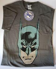 Batman Tshirt Batman Mask Face T Shirt Official DC Comic Merchandise Large