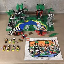 LEGO 6292 Enchanted Island Pirates Islanders with instructions - incomplete