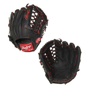"Rawlings R9 11.5"" Youth Infield Baseball Glove R9YPT4-4B Pitching/2nd Base/SS"