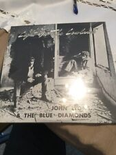 John Lyons The Blue Diamonds Light In The Lowlands LP Sealed New