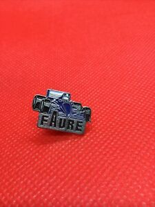 FAURE Racing Pin Badge