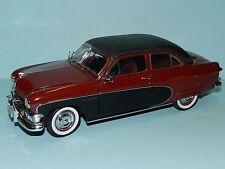 Precision Miniatures 1/18 1950 Ford Crestliner Cardinal Red NiB
