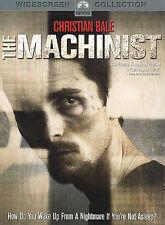 THE MACHINIST Christian Bale  Aitana Sanchez-Gijon, Jennifer Jason Leigh