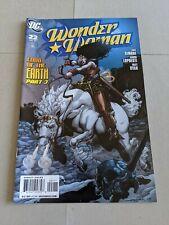 Wonder Woman #22 September 2008 DC Comics