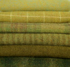 """HAND DYED RUG HOOKING WOOL Mill-Dyed ~ """"BET YOUR SWEET GRASS"""""""
