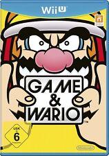 GAME + Wario Nintendo Wii U NUOVO + conf. orig.