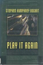 Play It Again Stephen Humphrey Bogart Son Noir Mystery Book 1995 HC DJ 1st ed