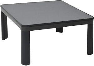 Kotatsu table Yamazen SEU-752(B) SEU-752(W) 75cm square Reversible white