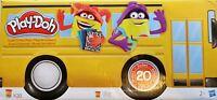 Hasbro Play-Doh A7924 Super Farbset 20 Farben  NEU OVP