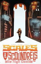 SCALES & SCOUNDRELS (2017 Series) #11 A GALAAD Near Mint Comics Book