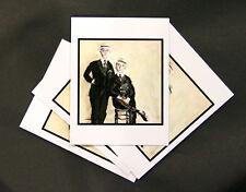 Dapper, 1920's - Note Cards