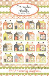 Friendly Neighbor Quilt Kit by Corey Yoder for Moda Fabrics
