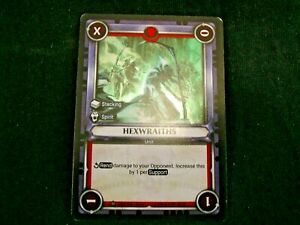 Warhammer Age of Sigmar Champions Onslaught Hexwraiths FOIL
