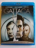 GATTACA SPECIAL EDITION BLU RAY COME NUOVO EDIZIONE IMPORT