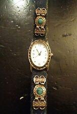 Vintage Avon Denim ladies wrist watch, running with new battery  NR