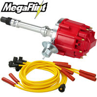 Chevy Chevrolet Camaro HEI Distributor Accel Spark Plug Wires Ignition Combo Kit