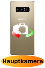 Samsung Note 8 Reparatur: Hauptkamera / Rückkamera
