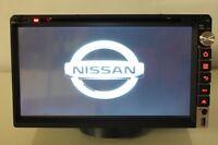 "Autoradio GPS 2DIN Nissan Qashqai Juke 7"" Touchscreen Comandi volante DVD USB"