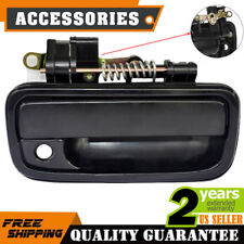 for 95-04 Toyota Tacoma Front Right Passenger Side Black Exterior Door Handle