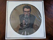"Elvis Costello *Sampler* (Promo) Picture Disc ""Sealed"" CBS Columbia"