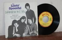 Ep 45 tours  The lovin'spoonful - summer in the city + 3 titres