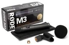 RODE M-3 Kondensator Kleinmembranmikrofon