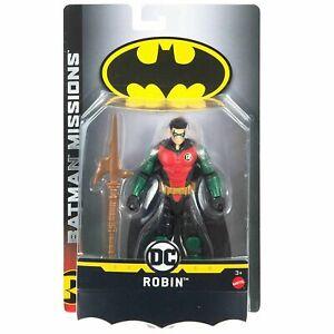 DC Comics Batman Missions
