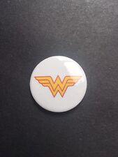 Wonder Woman - 25mm pin button Badge marvel comic girls moms women ladies