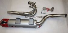 Big Gun Exhaust Evo Full Pipe Muffler System Yamaha Raptor 700 2006-2014 09-2663