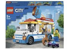 Lego City Ice-cream Van Building Set - 60253