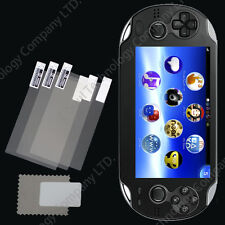 LCD Front Screen Back Touch Protector Protect Seal Film for PS Vita 2000 Slim