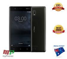 New NOKIA 3 [16GB, 2GB, 4G] Black DUAL sim 5inch  Android SMARTPHONE Sydney ship