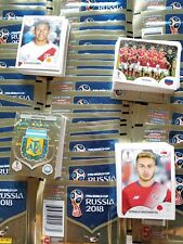 Vendo BARAJITAS, MONAS, LAMINAS, CROMOS. PANINI World Cup Rusia 2018 Escoge 20!