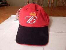 Dale Earnhardt Jr. Budweiser NASCAR Hat, Chase Authentics, W/ Tags, New